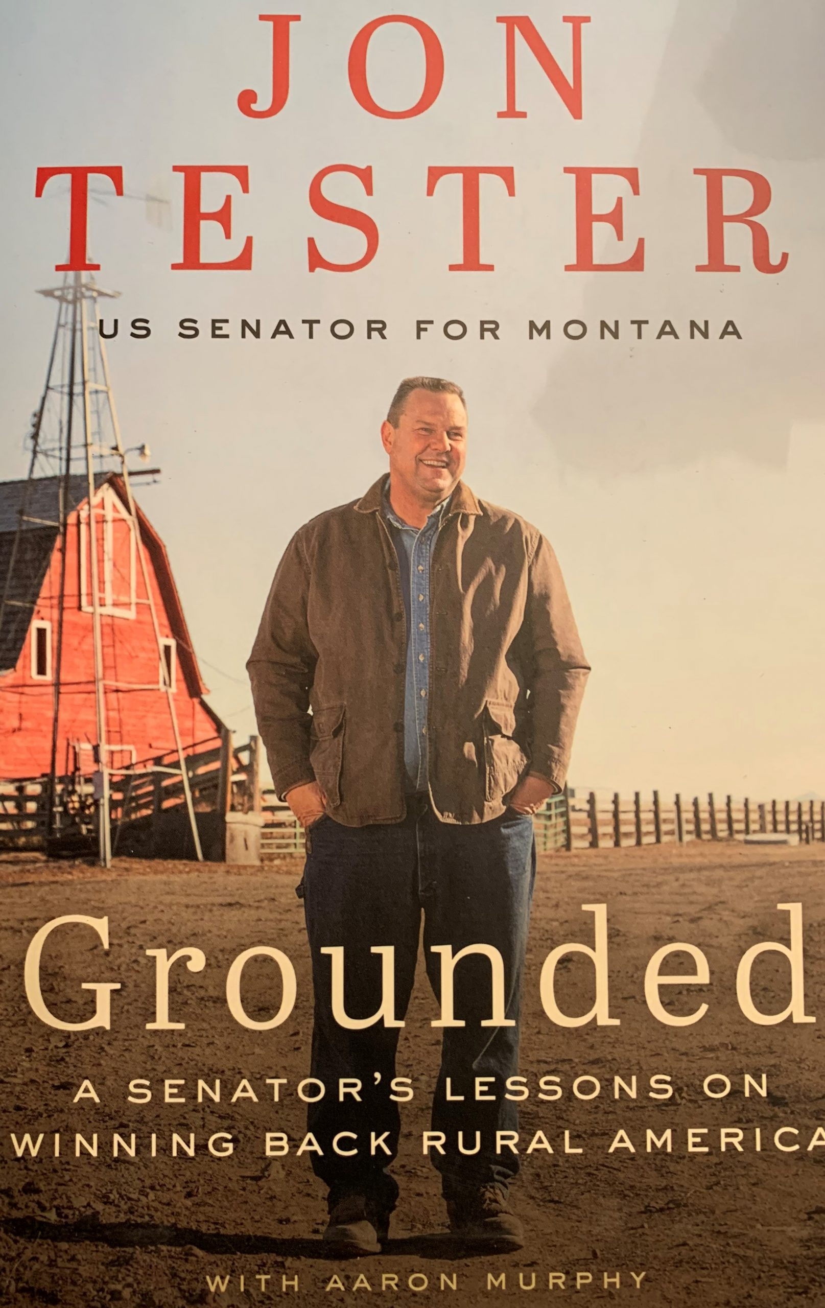 Moss: 'Grounded' a refreshing change from the kiss-and-tell political takedowns