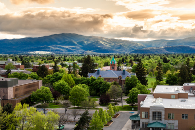 University of Montana dean resigns post after eight months