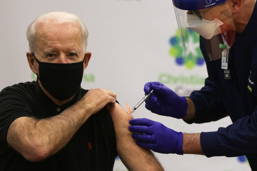 Special report: Dozens of members of Congress are vaccinated, but some still hesitate
