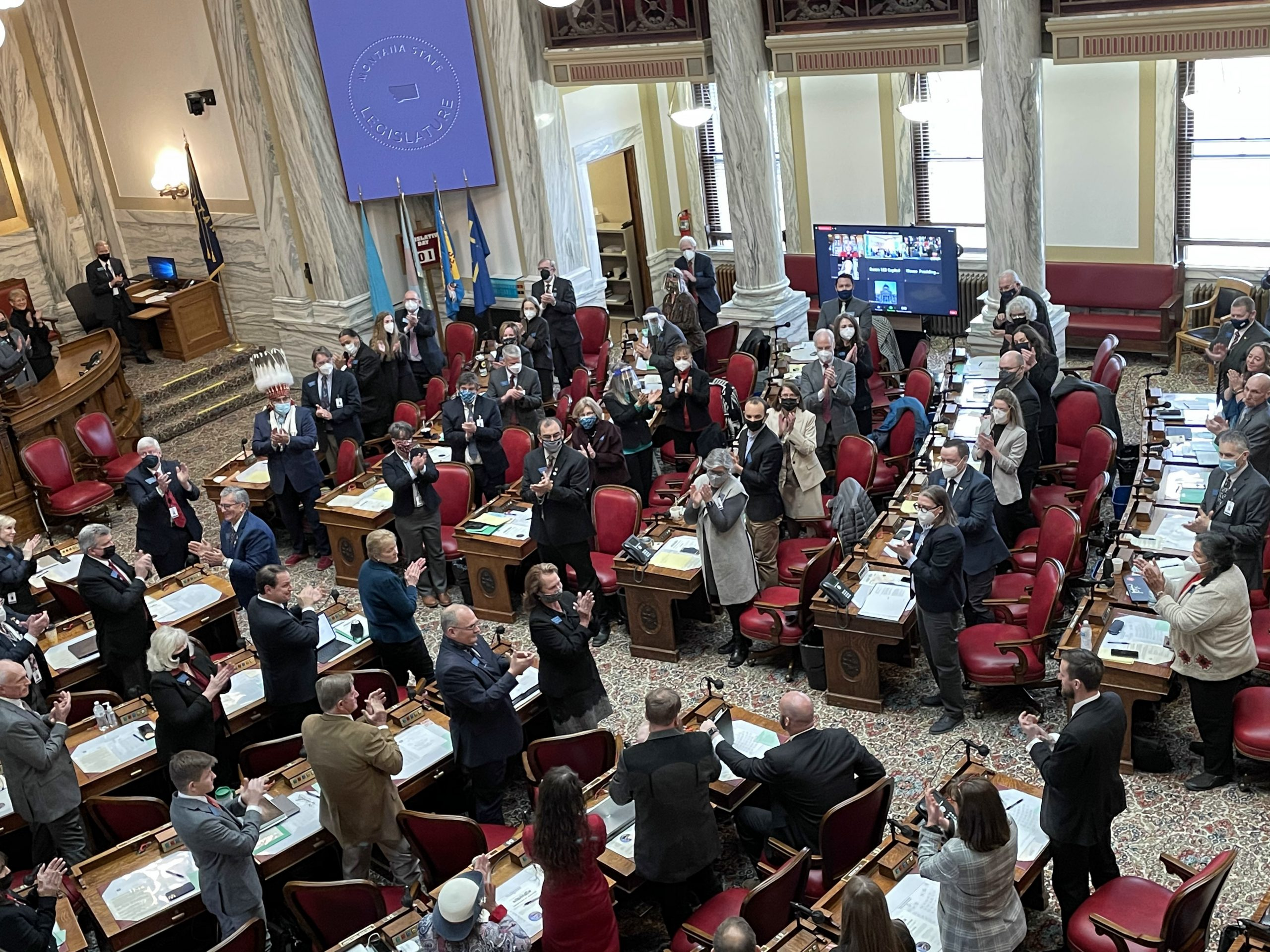 House kills right-to-work bill as it finishes first half of session
