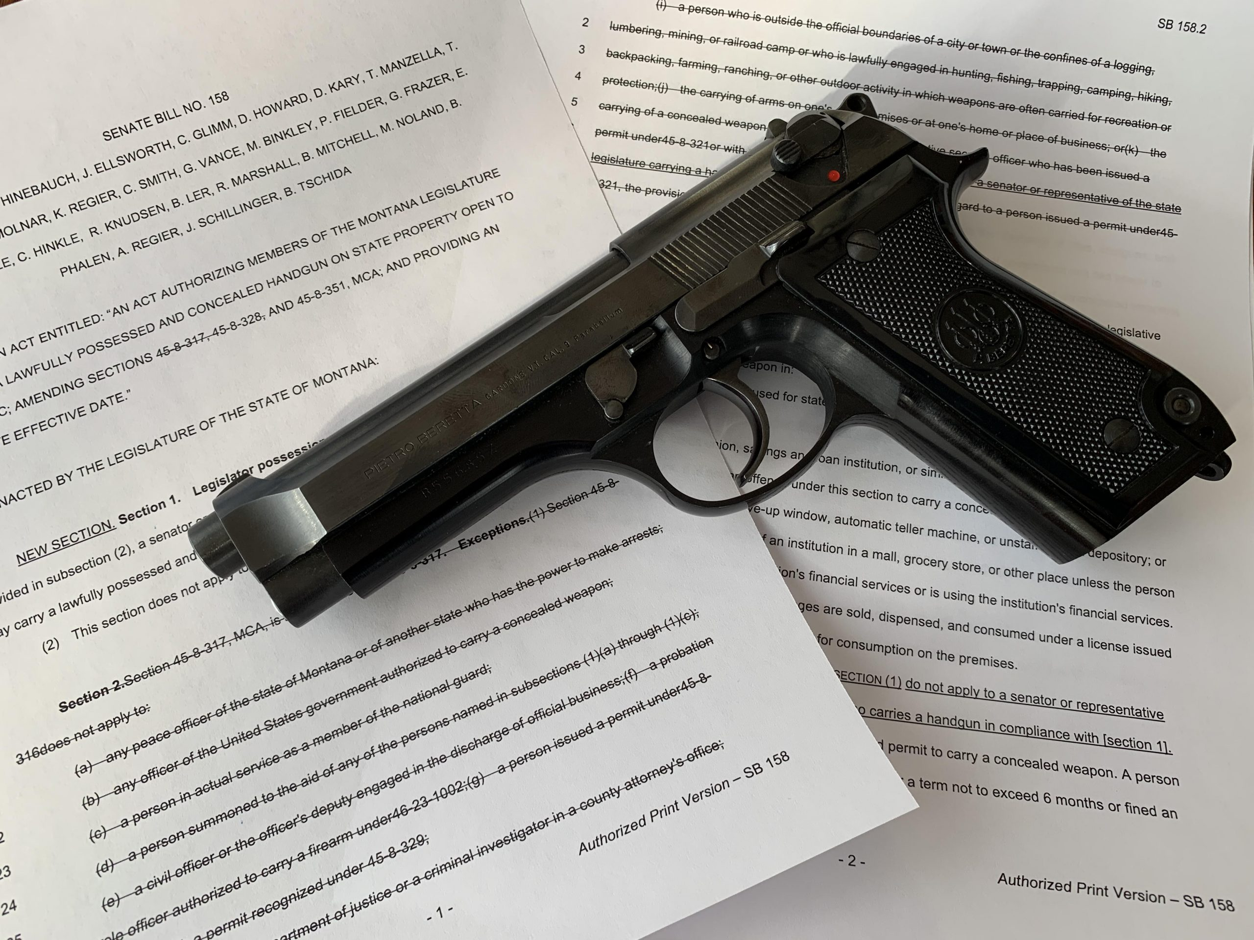Guns on campus policy drafted, public comment session scheduled Wednesday