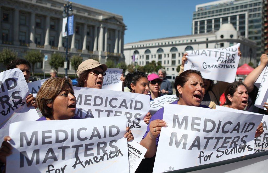 Biden quietly transforms Medicaid's safety net