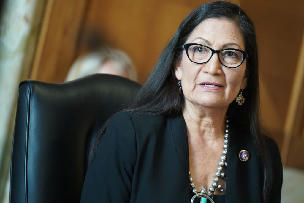 Haaland gets grilled from western states Senators