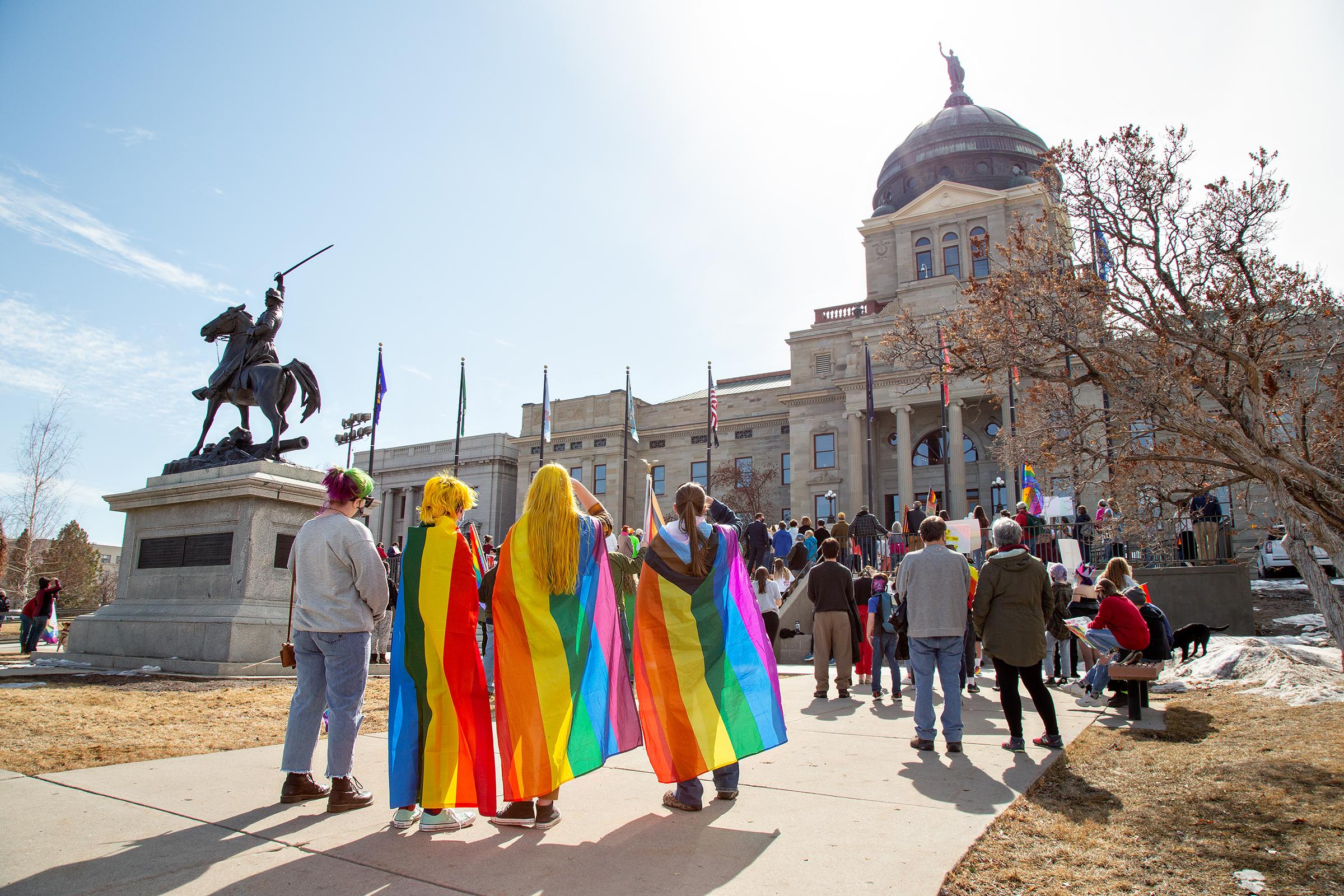 Bill regulating transgender youth healthcare gets postponed with surprise motion