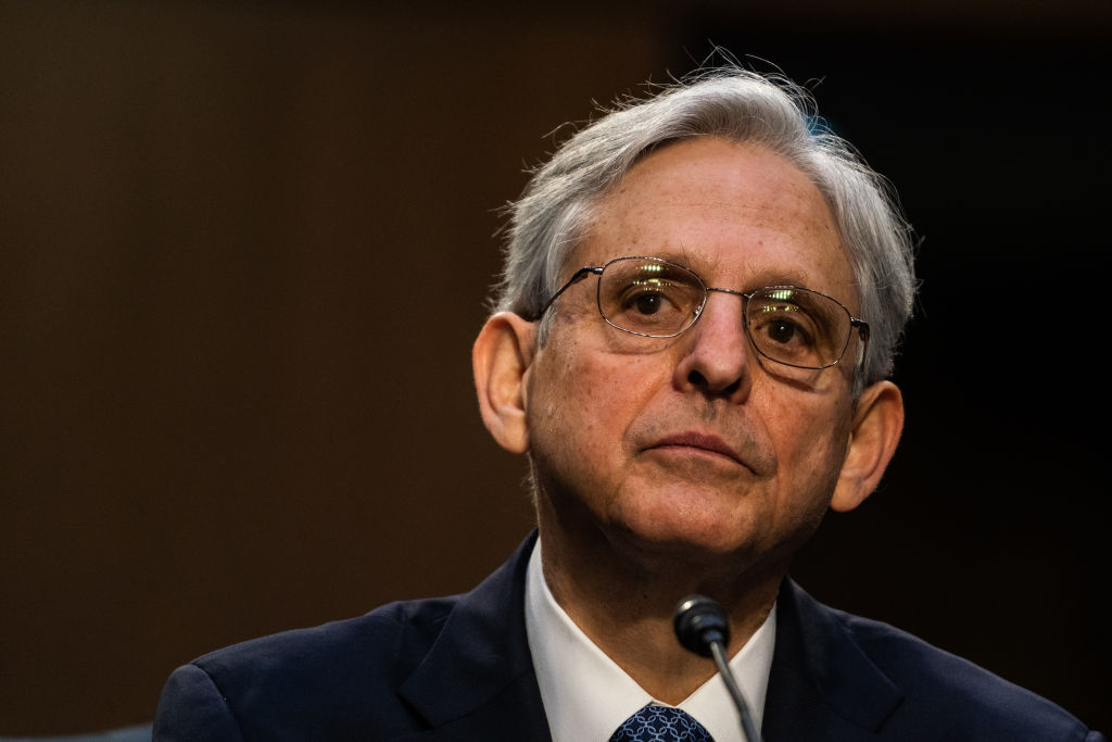 Merrick Garland confirmed as the nation's Attorney General