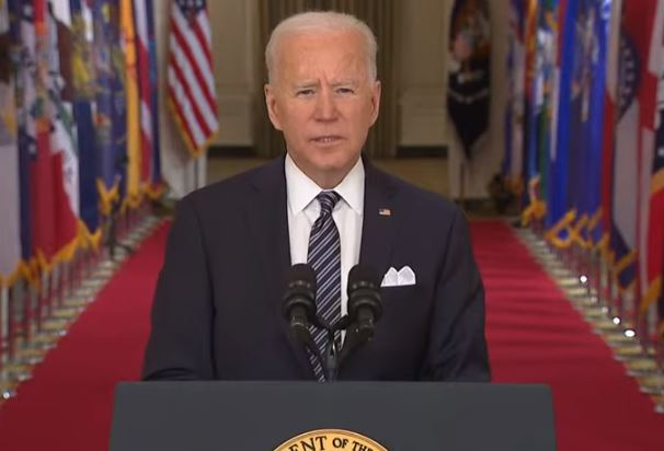Biden urges state and local leaders to postpone evictions while rental aid is distributed