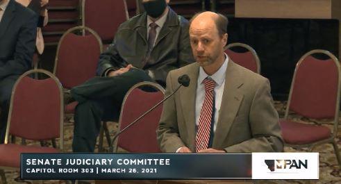 Gallatin County judge has his day in the Senate