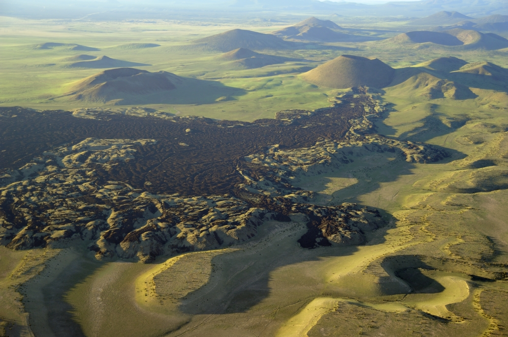Yellowstone monitors volcanoes in southwest U.S.