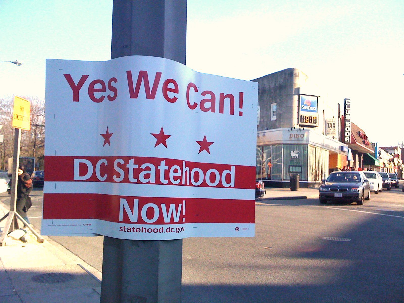 The conservative constitutional argument against D.C. statehood is a red herring