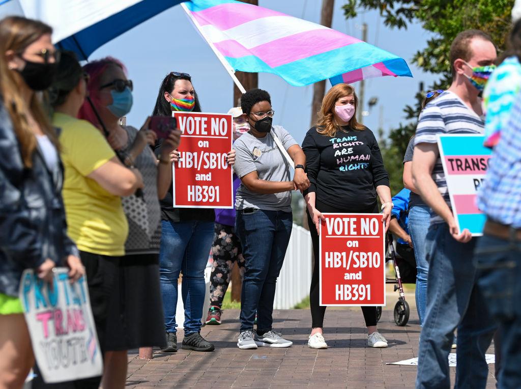 Montana's transgender athlete bill came from Idaho
