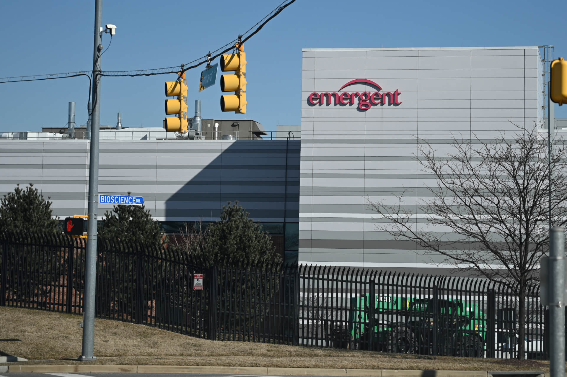 Not one usable vaccine from plant in Baltimore which received millions in federal aid