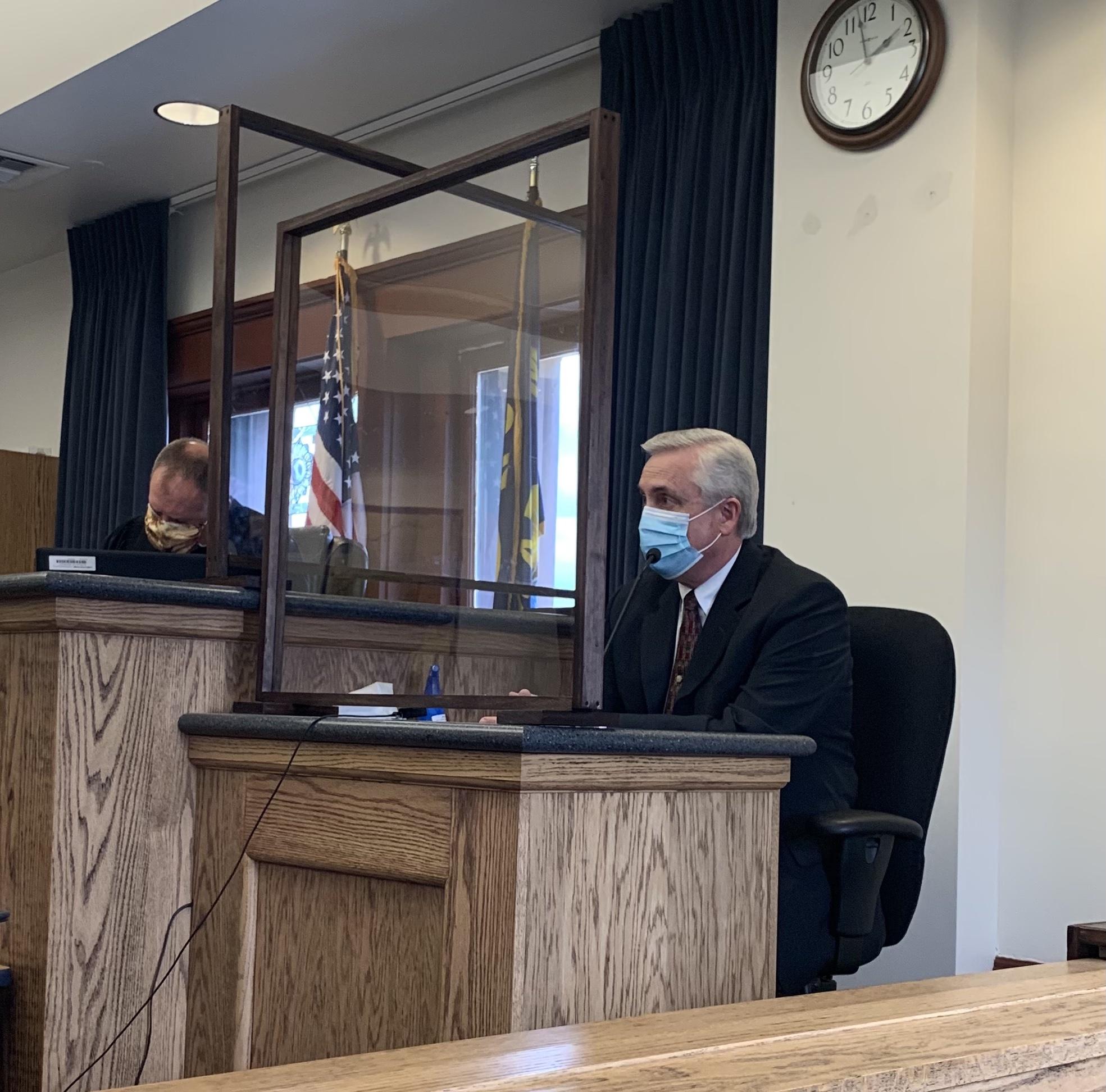 Supreme Court Justice testifies in case challenging Legislature's subpoena power