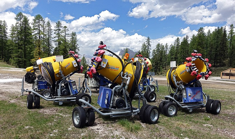 Don't eat the Yellowstone snow: Elite resort wants to turn sewage into powder