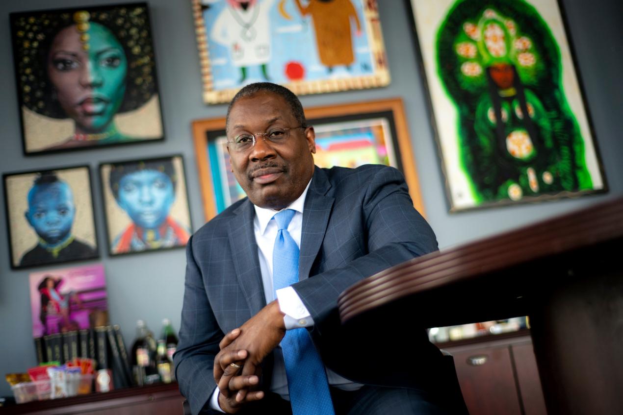 Black men's health slides even as education levels rise