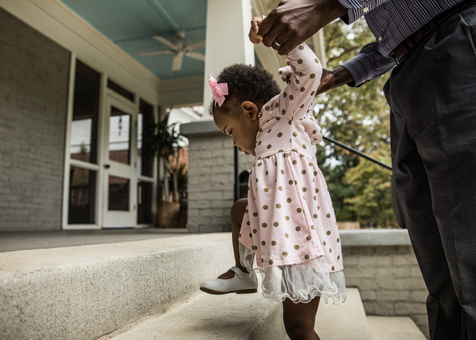 The myth of the absent Black father