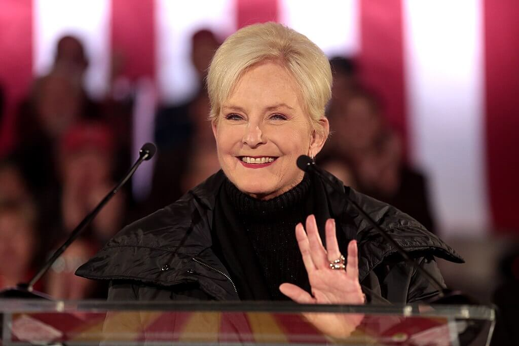 Cindy McCain tapped for food ambassador to the United Nations