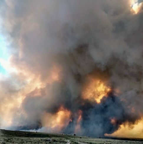 Robertson Draw and other blazes kick off what could be a devastating fire season