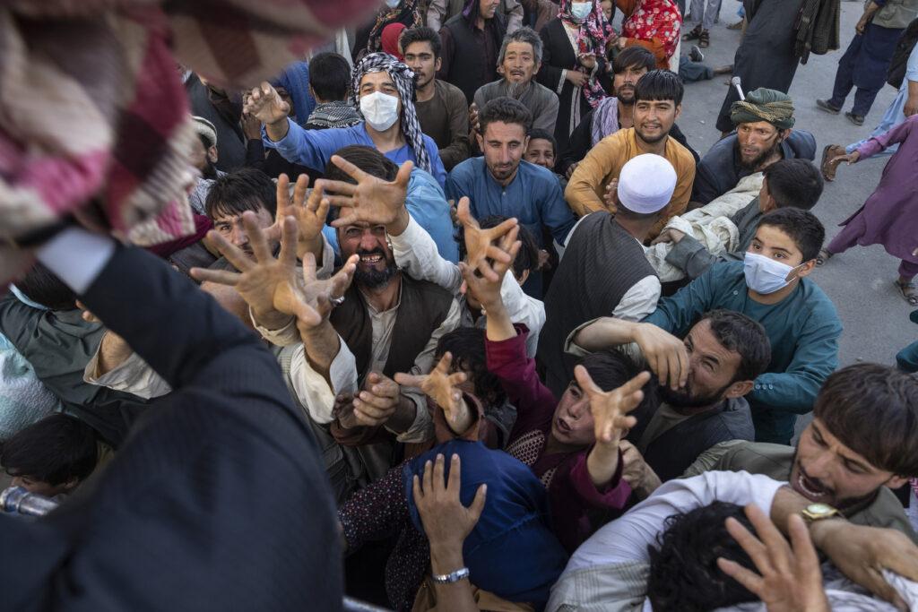 Afghan evacuees to arrive in U.S. through Virginia and Wisconsin